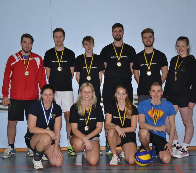 JCRG - schee Weihnachts-Volleyballturnier 2016