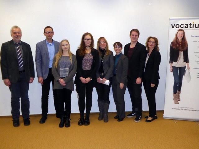 JCRG - schee Mentoren Projekt durch Institut für Talententwicklung